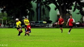 of life and ultimatefrisbee…