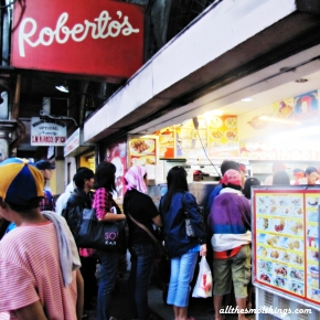 You've never really been to Iloilo if… you've never had siopao at Roberto's!