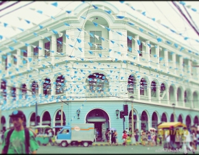 Calle Real: Lending a touch of age-old grandeur to the DinagyangFestival