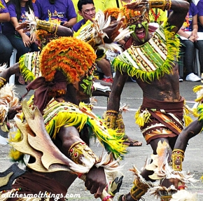 Iloilo's Dinagyang Festival: A Smorgasbord ofColors